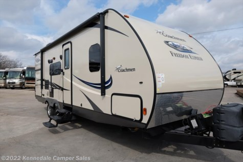 2016 Coachmen Freedom Express  248 RBS 28'11