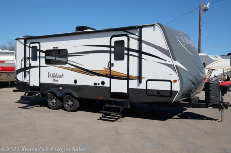 2014 Forest River Wildcat Maxx  24RG 27'