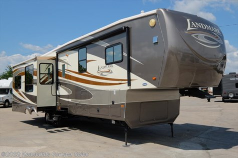 2011 Heartland RV Landmark  Rushmore 39'