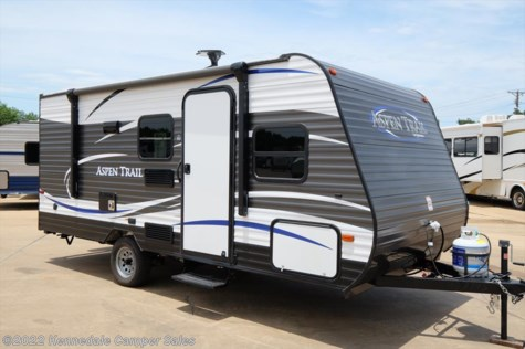 2017 Dutchmen Aspen Trail  Mini 1700BH 21'5