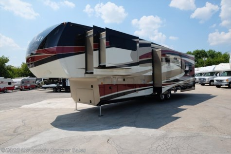 2013 Thor  Redwood 36RE 38'