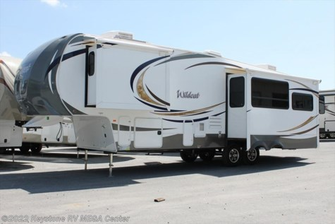 2013 Forest River Wildcat  313RE