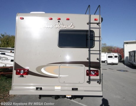 Innovative 8434  2016 Thor Motor Coach Four Winds 23U For Sale In