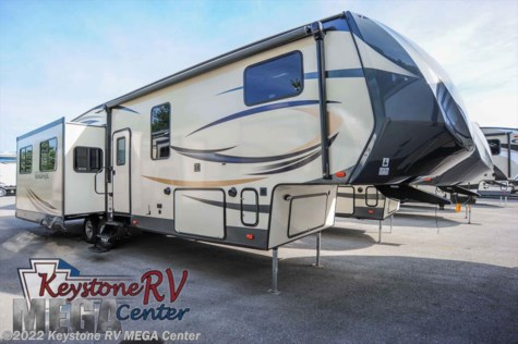 2017 Forest River Salem Hemisphere  346RK
