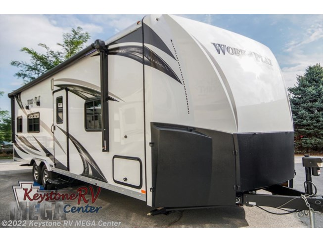 Original 2017 Forest River RV Work And Play 25WAB For Sale In
