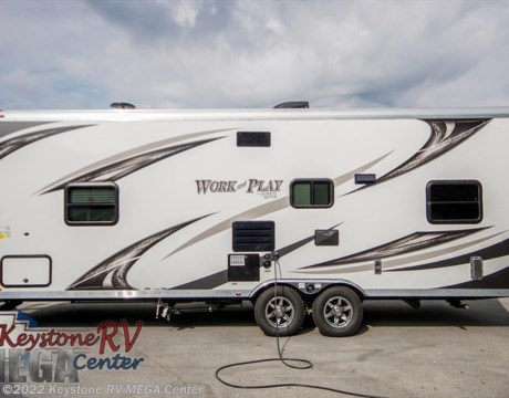 Original 9178  2017 Forest River Work And Play 25WAB For Sale In Greencastle PA