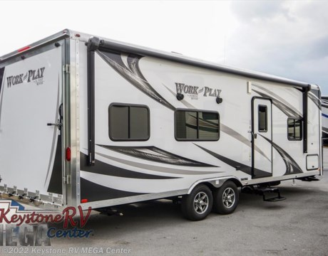 Lastest 9178  2017 Forest River Work And Play 25WAB For Sale In