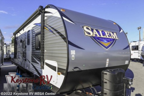 2017 Forest River Salem  30KQBSS