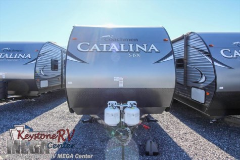 2017 Coachmen Catalina SBX  291QBCK