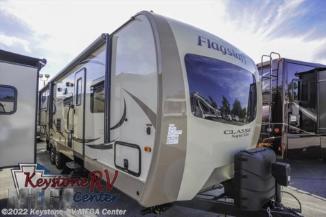 2017 Forest River Flagstaff Super Lite/Classic  831BHDS