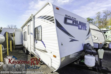 2012 Forest River Salem Cruise Lite  271BH