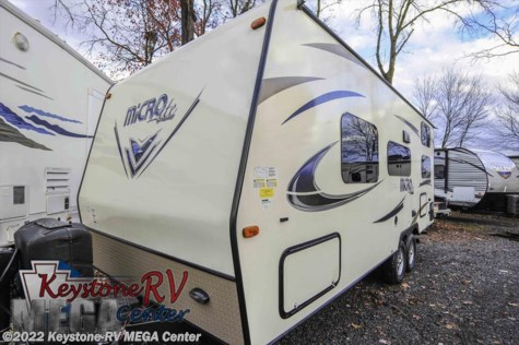 2017 Forest River Flagstaff Micro Lite  23LB