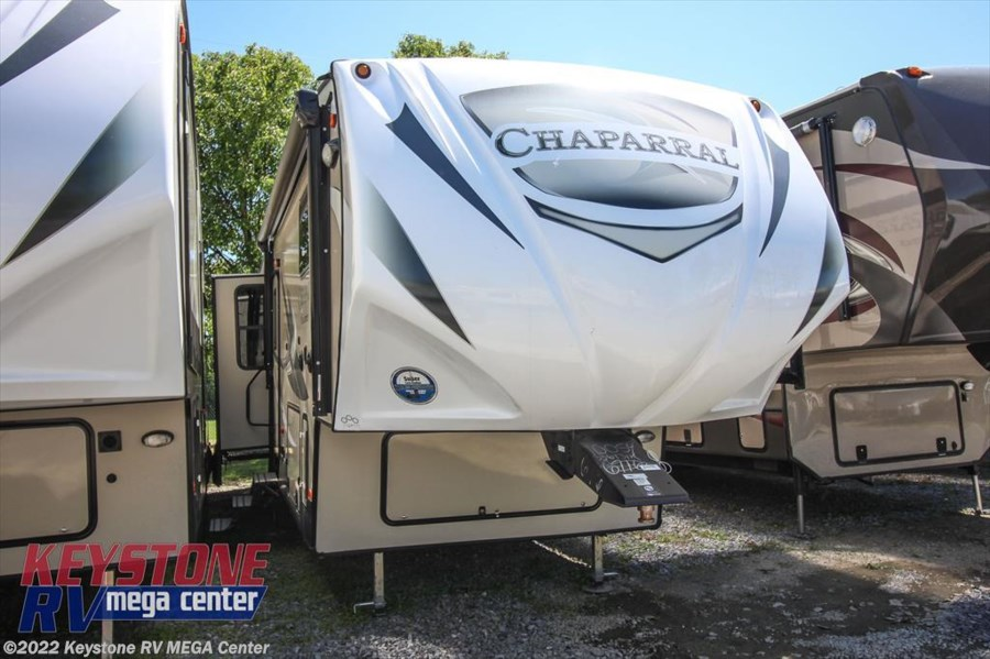 2017 Coachmen Chaparral 336TSIK