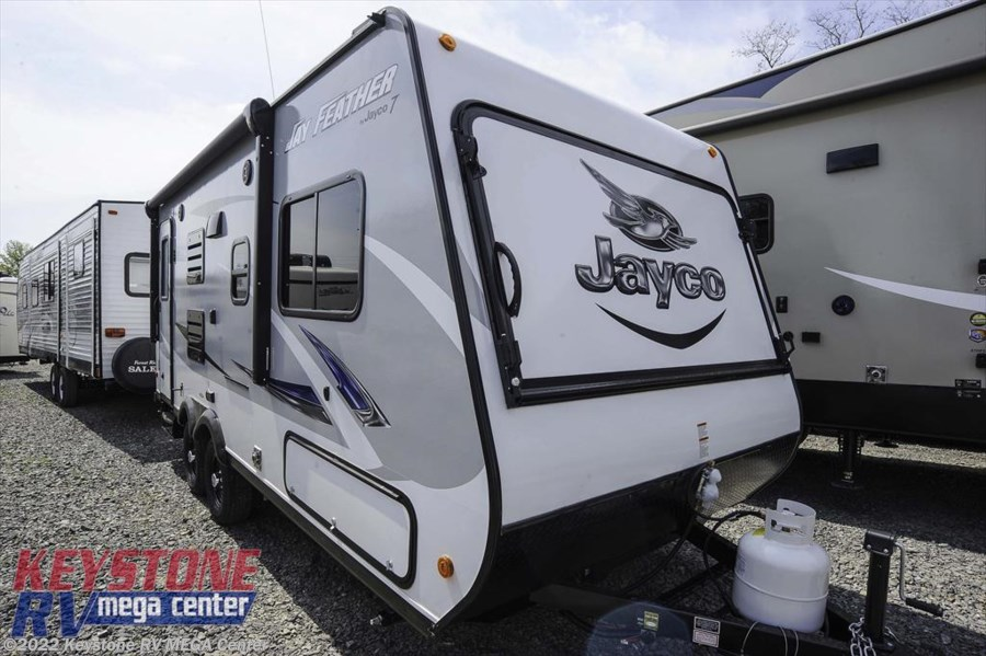 2017 Jayco Jay Feather 7 19XUD