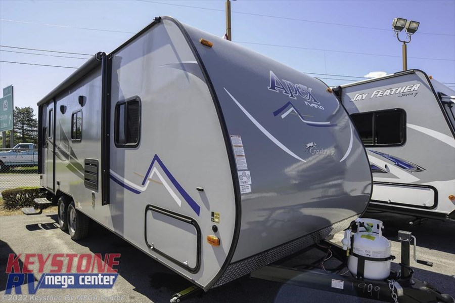2018 Coachmen Apex Nano 213RDS