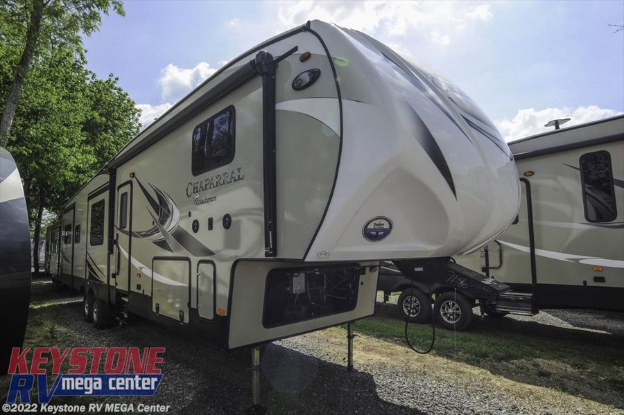 2018 Coachmen Chaparral 381RD