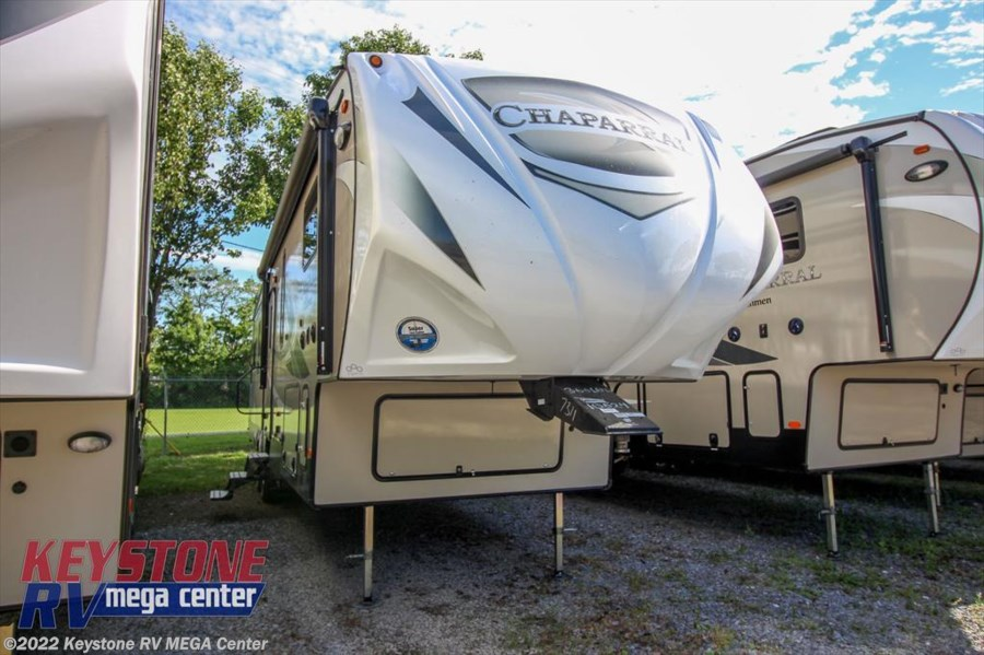 2018 Coachmen Chaparral 360IBL