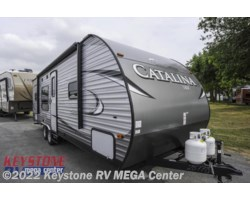 #10551 - 2018 Coachmen Catalina SBX 261BH