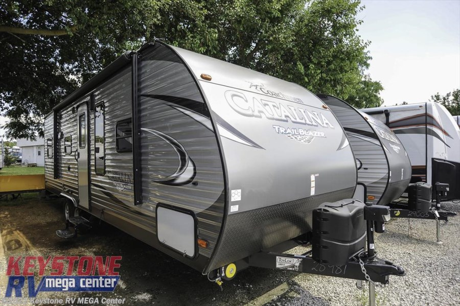 2018 Coachmen Catalina Trail Blazer 22TH