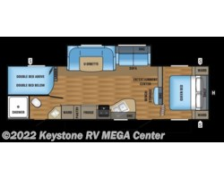 #10770 - 2018 Jayco Jay Flight SLX 287BHS
