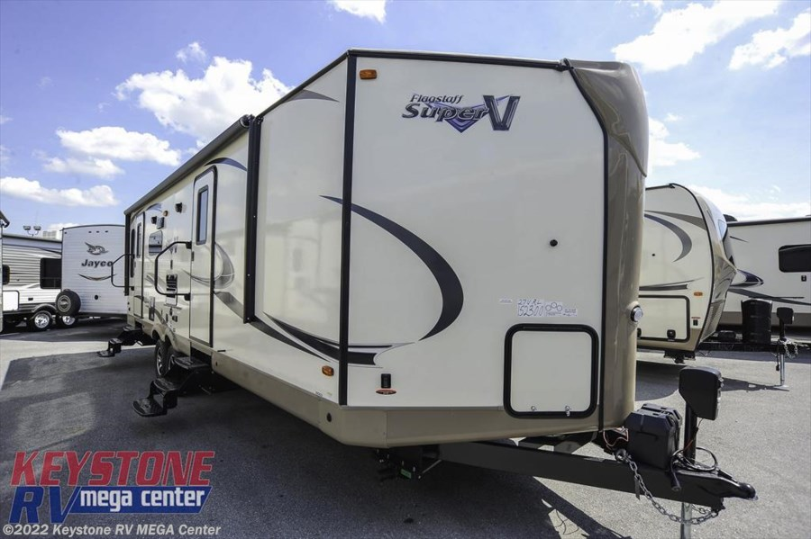 2018 Forest River Flagstaff Super Lite/Classic 27VRL