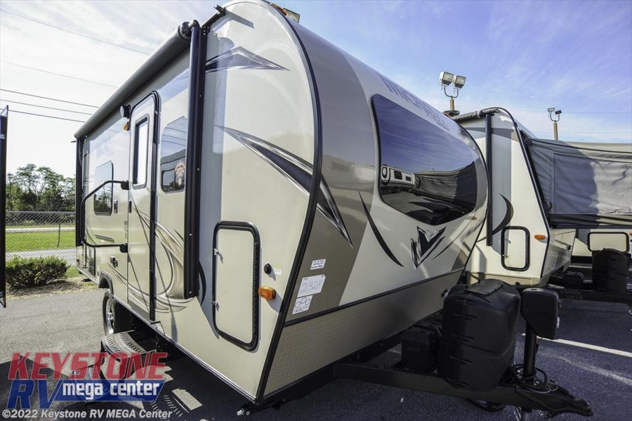 2018 Forest River Flagstaff Micro Lite 19FDG