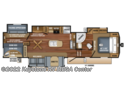 2019 Jayco Eagle 325BHQS Bunk House Fifth Wheel for sale at Keystone RV Center in Greencastle, PA