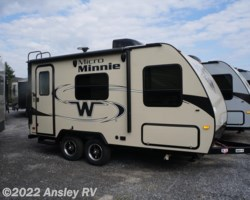 #D0237-17 - 2018 Winnebago Micro Minnie 1706FB