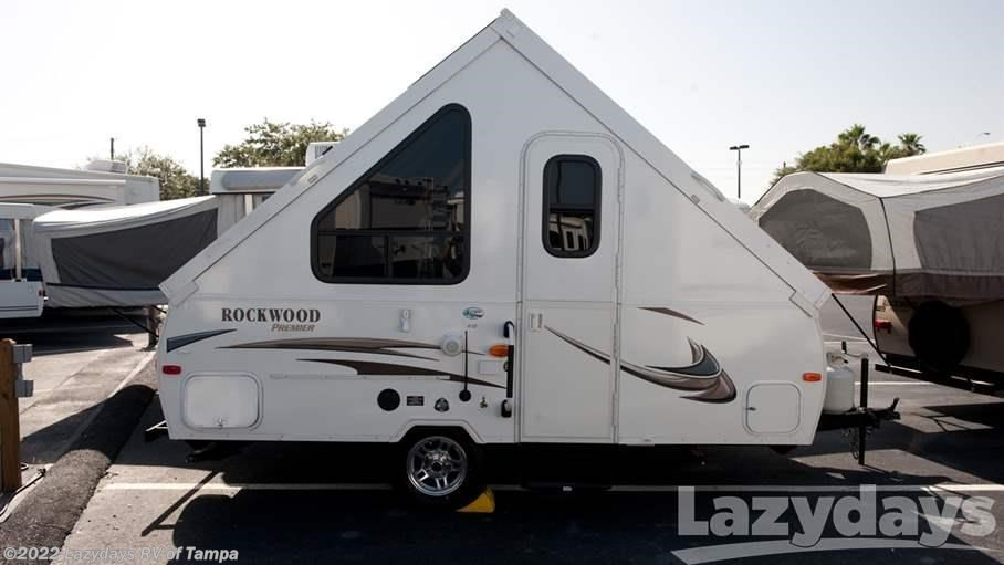 2013 Forest River Rv Rockwood Premier A A122 For Sale In