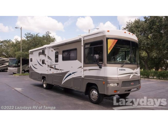2009 winnebago rv vista 32k for sale in seffner fl 33584 for Class a rv height
