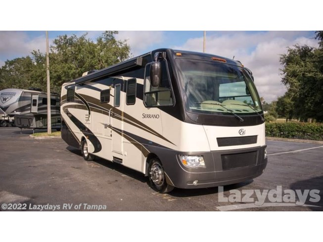 2011 thor motor coach rv serrano 31z for sale in seffner