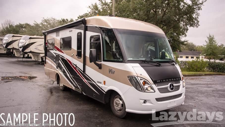 Fantastic 2017 Winnebago RV Via 25T For Sale In Seffner FL 33584  21003484