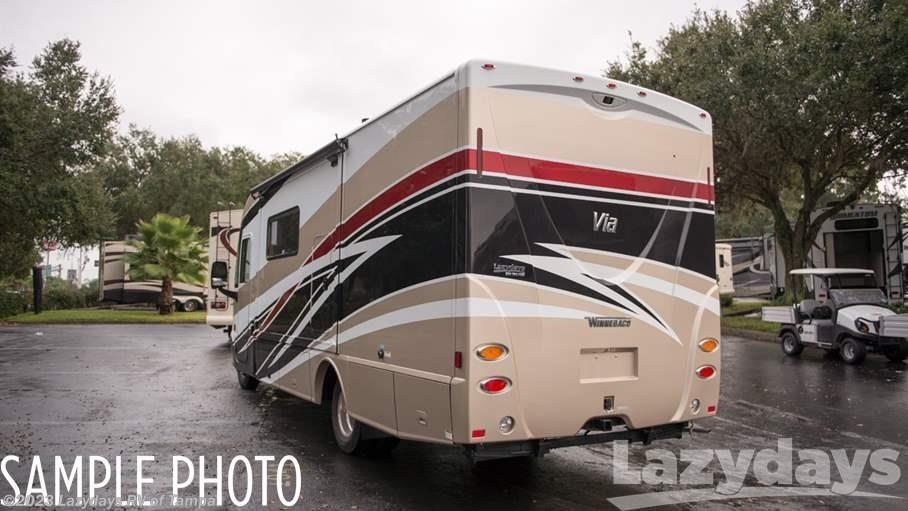 Unique 2017 Winnebago RV Via 25T For Sale In Seffner FL 33584  21003484