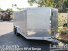 2017 Featherlite Trailers Featherlite Enclosed Utility Trailer 1620 Seffner, Florida