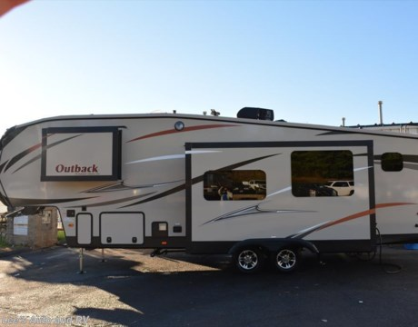 Ks0028 2016 Keystone Outback 318fbh For Sale In