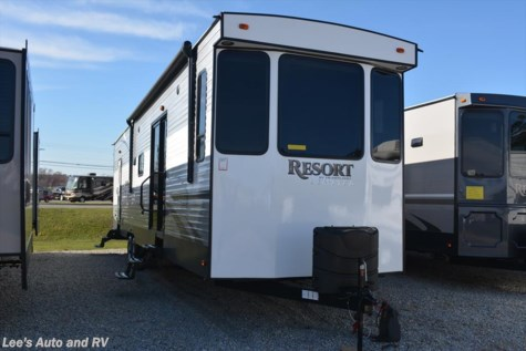 2016 Heartland RV Resort  42FDL