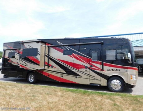 P8189 2014 thor motor coach outlaw 37md for sale in for Thor motor coach outlaw for sale