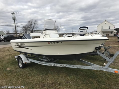 2003 Miscellaneous  Hydra-Sports 180 Center Console