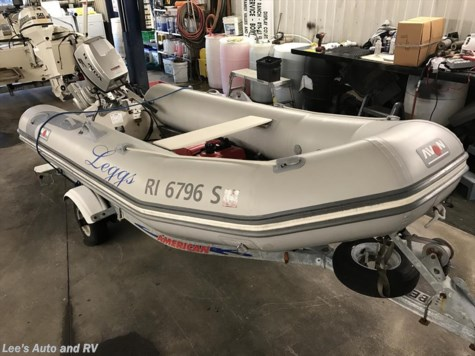 2001 Miscellaneous  Avon Rover 3.40 RIB Inflatable
