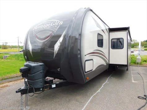 2014 Forest River Wildwood  HERITAGE GLEN 300BH