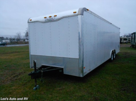 2007 Haulmark Race Trailer  RT85X28WT3