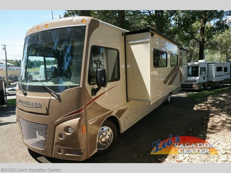 Model 2016 Winnebago RV Vista LX 35B For Sale In Cincinnati OH 45251