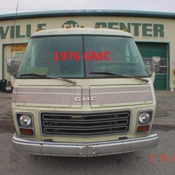 1976 GMC Eleganza  - Class A Used  in Louisville KY For Sale by Louisville RV Center call 502-966-0911 today for more info.