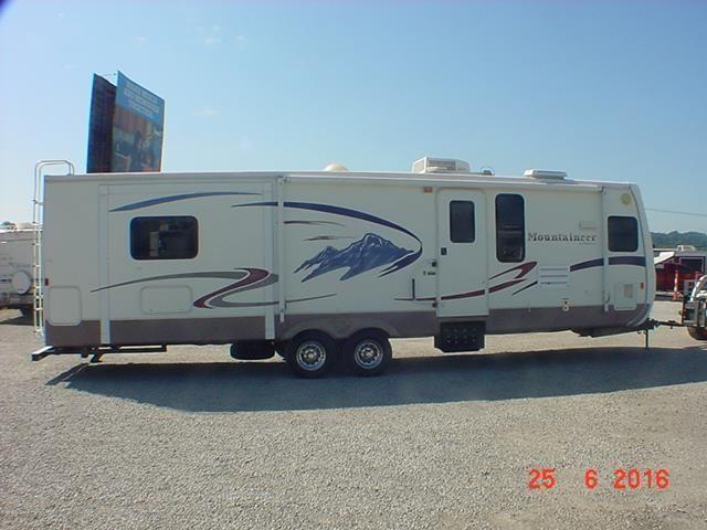 2006 Keystone Rv Montana Mountaineer 326fkbs For Sale In