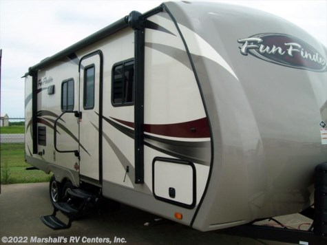 2015 Cruiser RV Fun Finder  F-214WSD