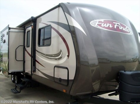 2014 Cruiser RV Fun Finder  F-299KIQB