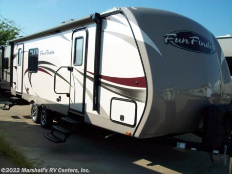 2016 Cruiser RV Fun Finder  241 LRK