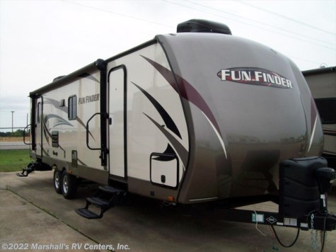 2016 Cruiser RV Fun Finder  272 RL