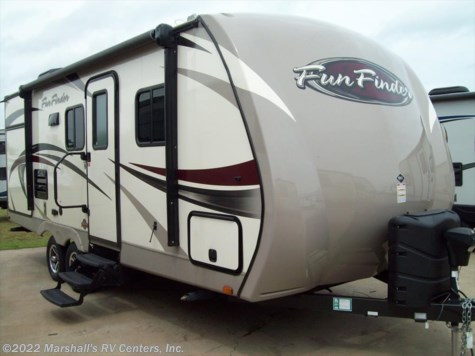2016 Cruiser RV Fun Finder  215 WSK