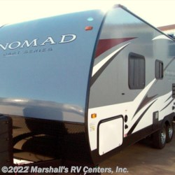 2016 Skyline Nomad Dart 188RB  - Travel Trailer New  in Kemp TX For Sale by Marshall's RV Centers, Inc. call 800-232-5885 today for more info.